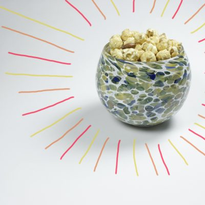 Popcorn + Pebble Bowl