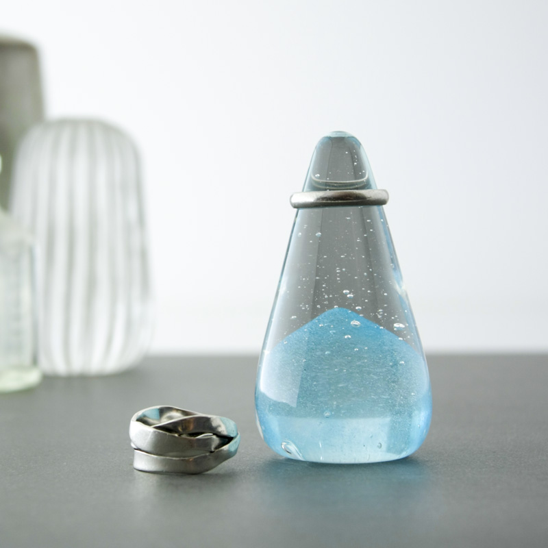 Glass Ring Cone