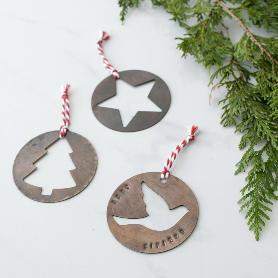 Cut Out Ornaments